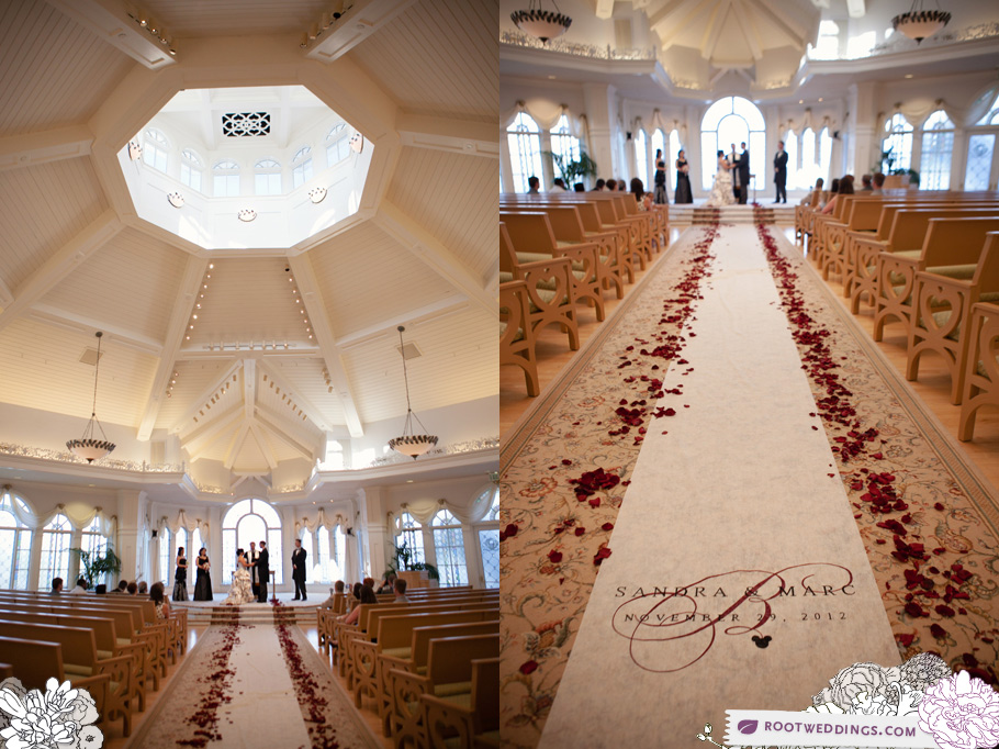 Disneys Wedding Pavilion Root Photography