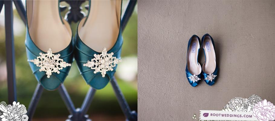 Something Blue Shoes