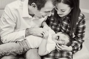 The sweetest athome family shoot you ever did see Linkhellip