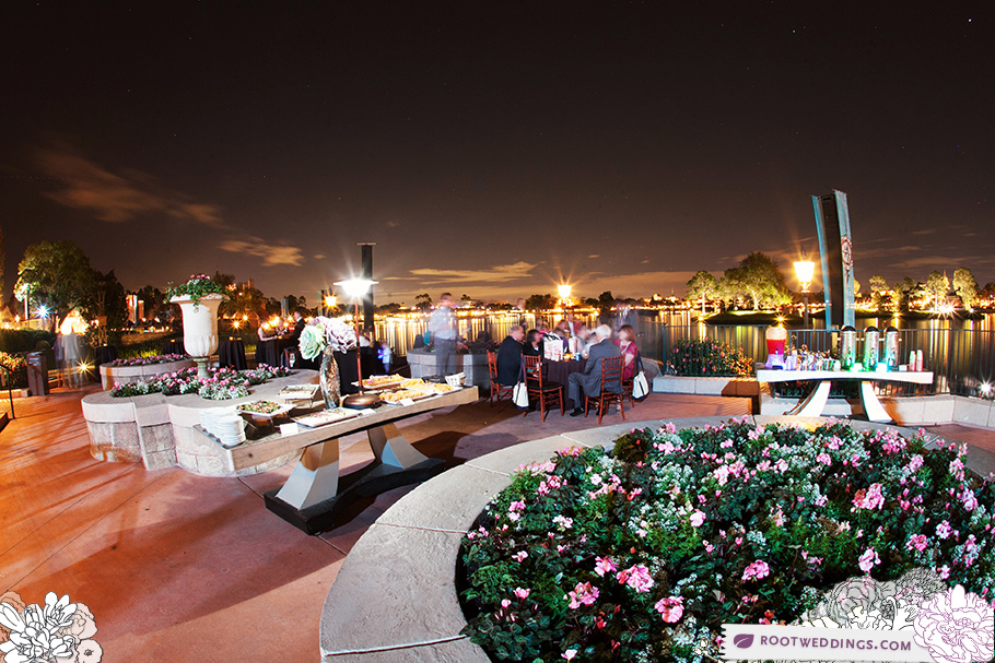 Epcot Illuminations Dessert Party Root Photography
