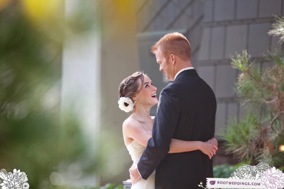 Disneyland Wedding First Look