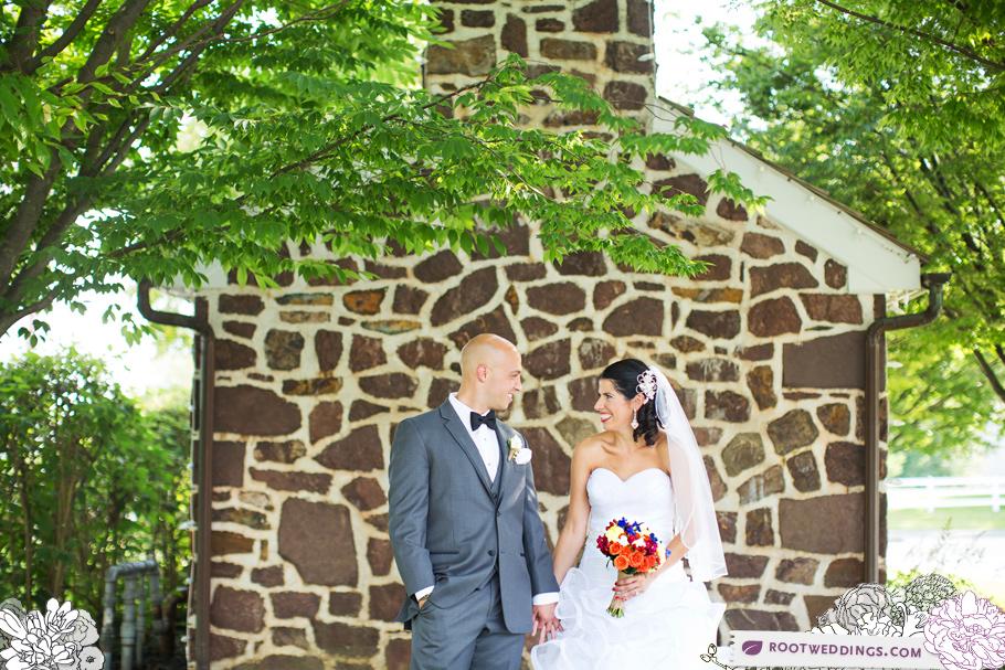 kristen scott normandy farm wedding in bluebell pa