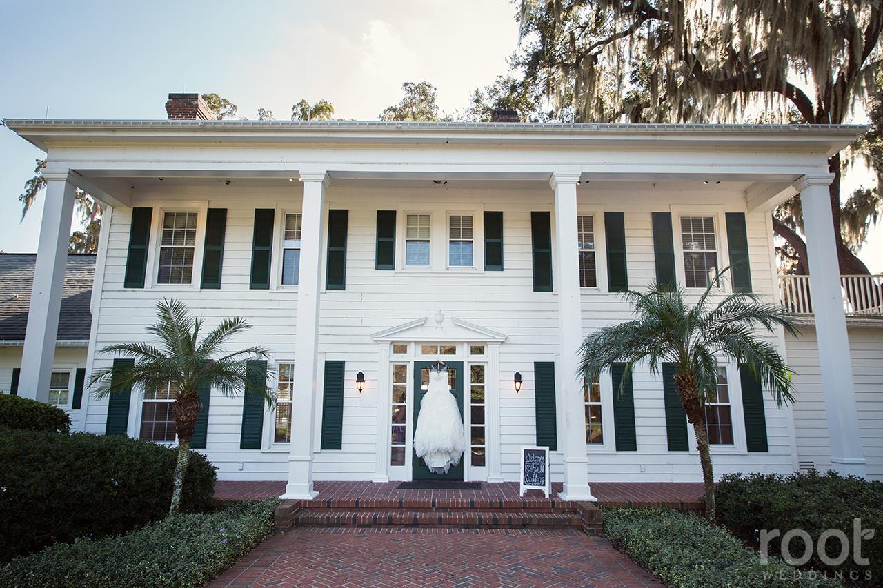 Cypress Grove Estate House Wedding Orlando 03