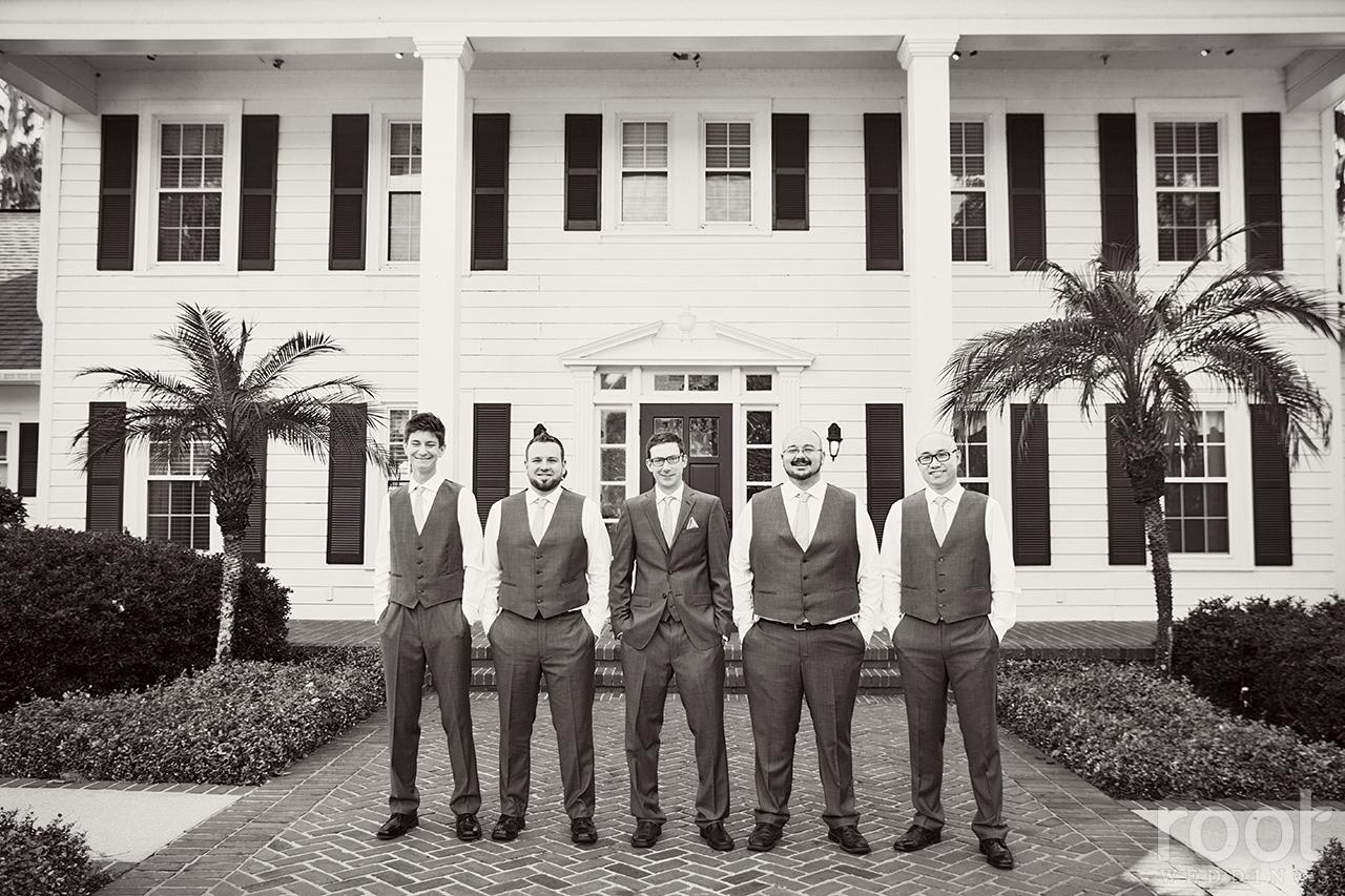 Cypress Grove Estate House Wedding Orlando 05