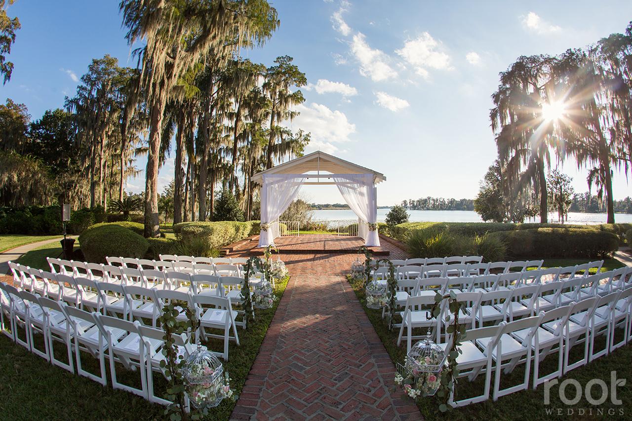 Ashley Bradley Cypress Grove Estate House Wedding In