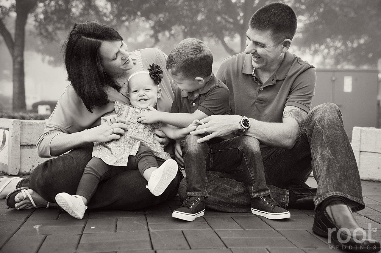 Downtown Winter Garden Family Session01