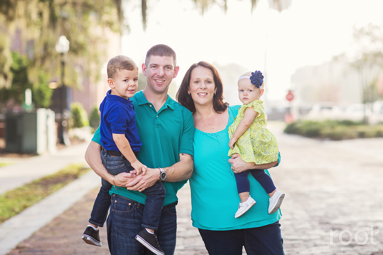 Downtown Winter Garden Family Session08