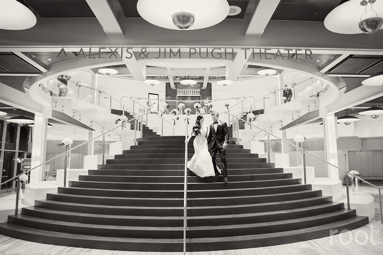 Dr. Phillips Center for the Performing Arts Wedding 42