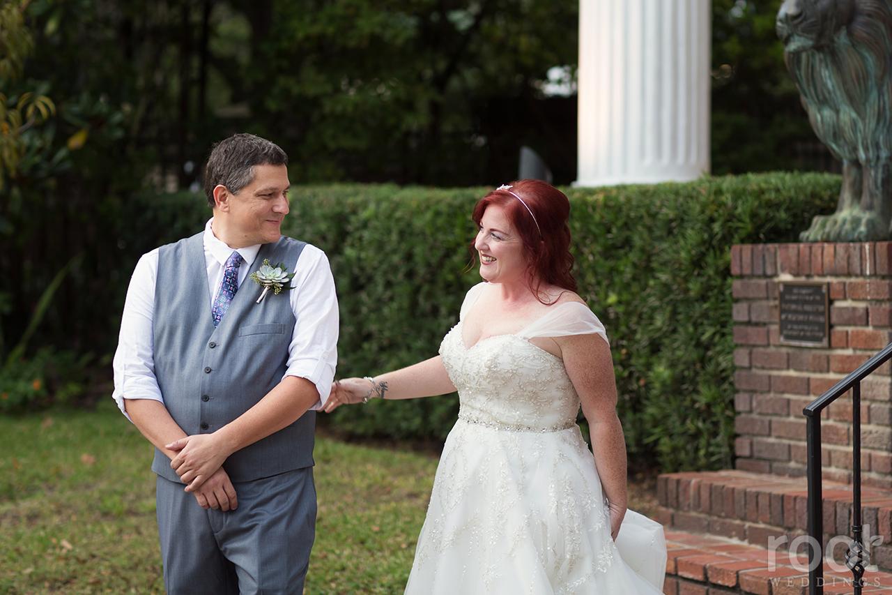Dr. Phillips House Orlando Wedding 10