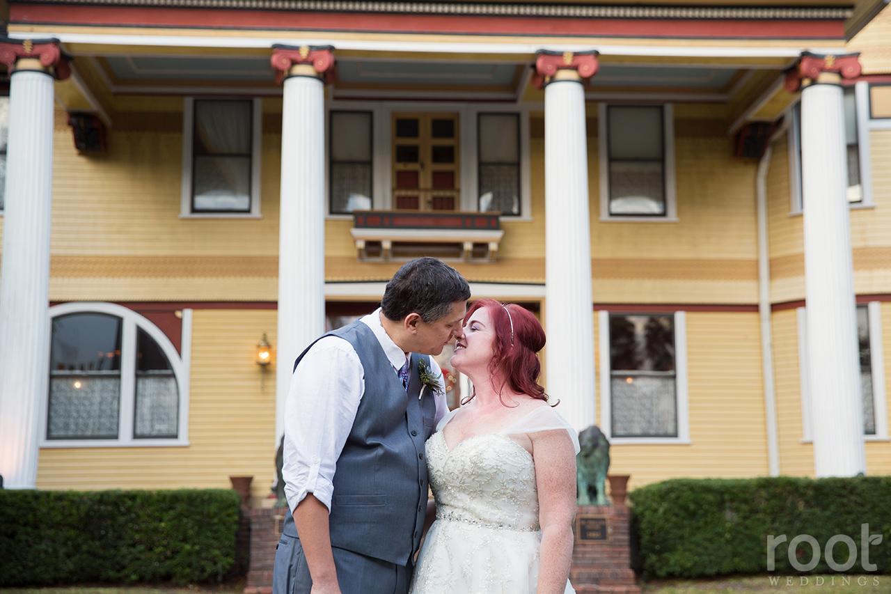 Dr. Phillips House Orlando Wedding 11