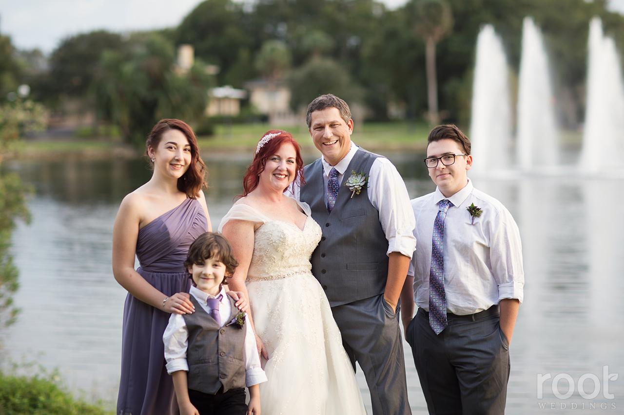Dr. Phillips House Orlando Wedding 14