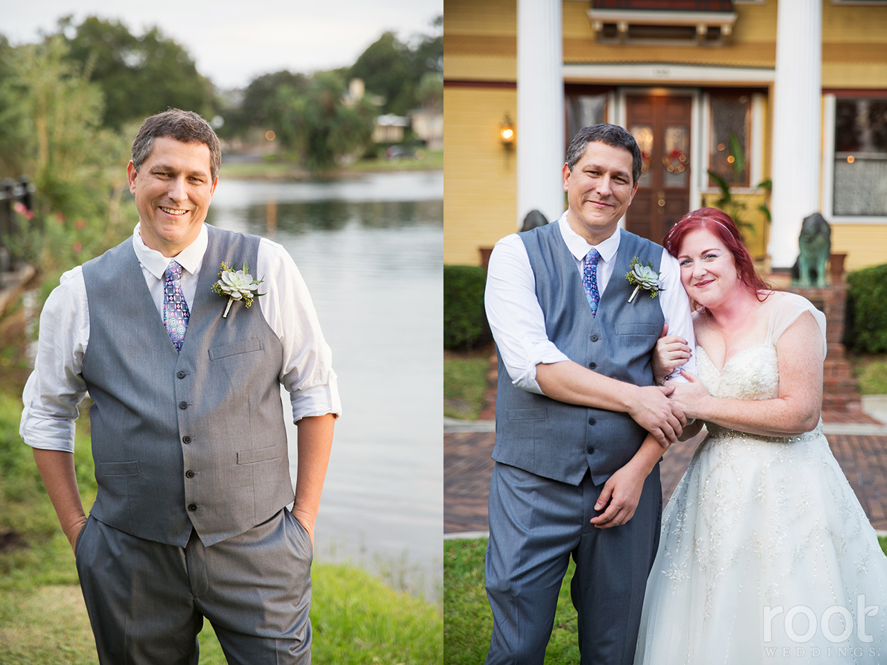 Dr. Phillips House Orlando Wedding 16