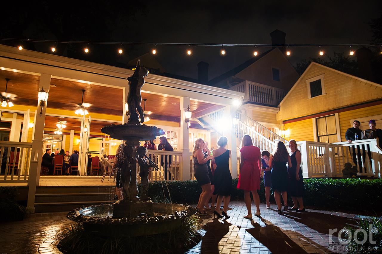 Dr. Phillips House Orlando Wedding 28