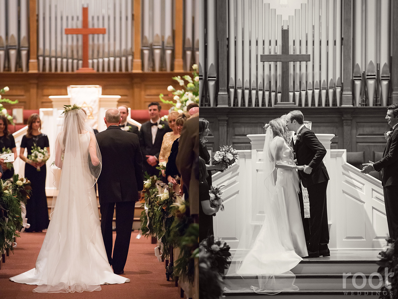 Germantown Presbyterian Wedding and Peabody Memphis Wedding 18