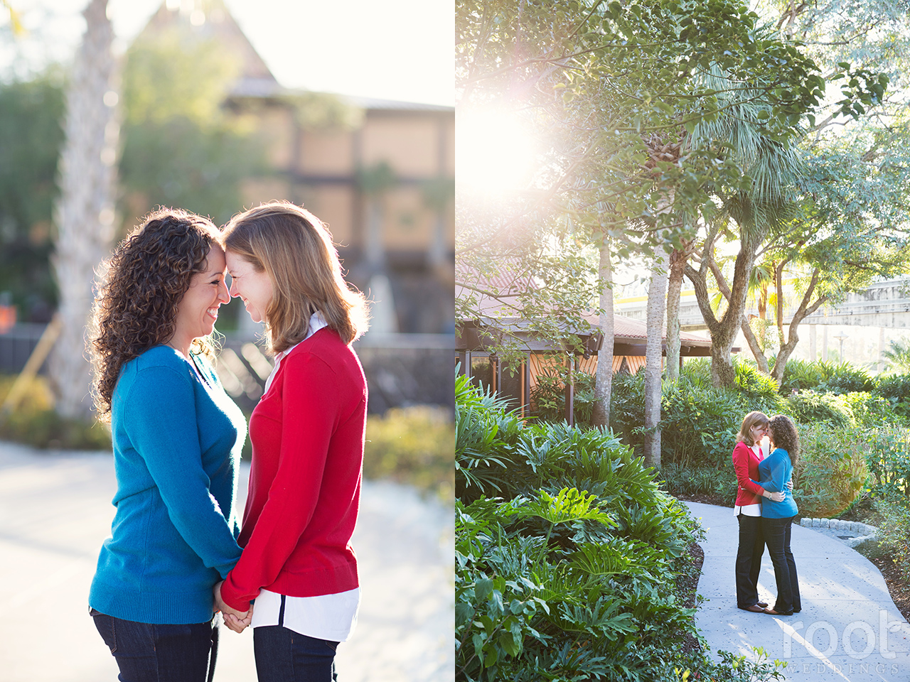 Orlando Florida Same Sex Engagement Session 04