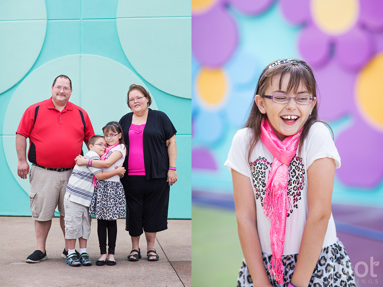 Pop Century Family Portrait Session02