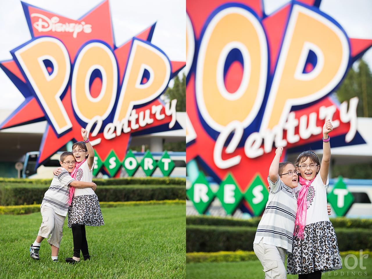Pop Century Family Portrait Session07