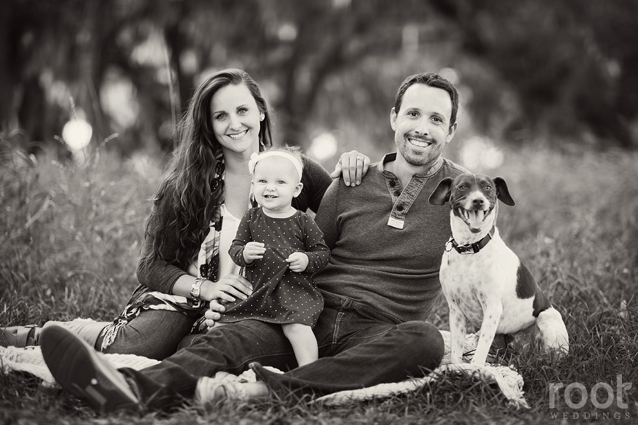 Winter Garden Family Session 07