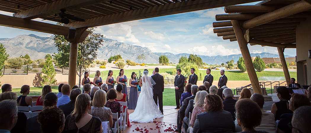Audrey + Joe : Sandia Resort and Casino Wedding in Alberquerque NM