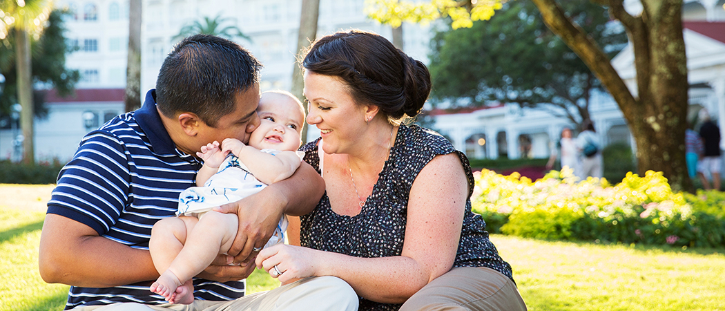 Isabella : Orlando Florida Family Session