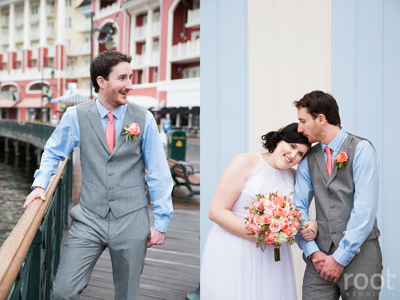 Disney Boardwalk Inn Wedding 07