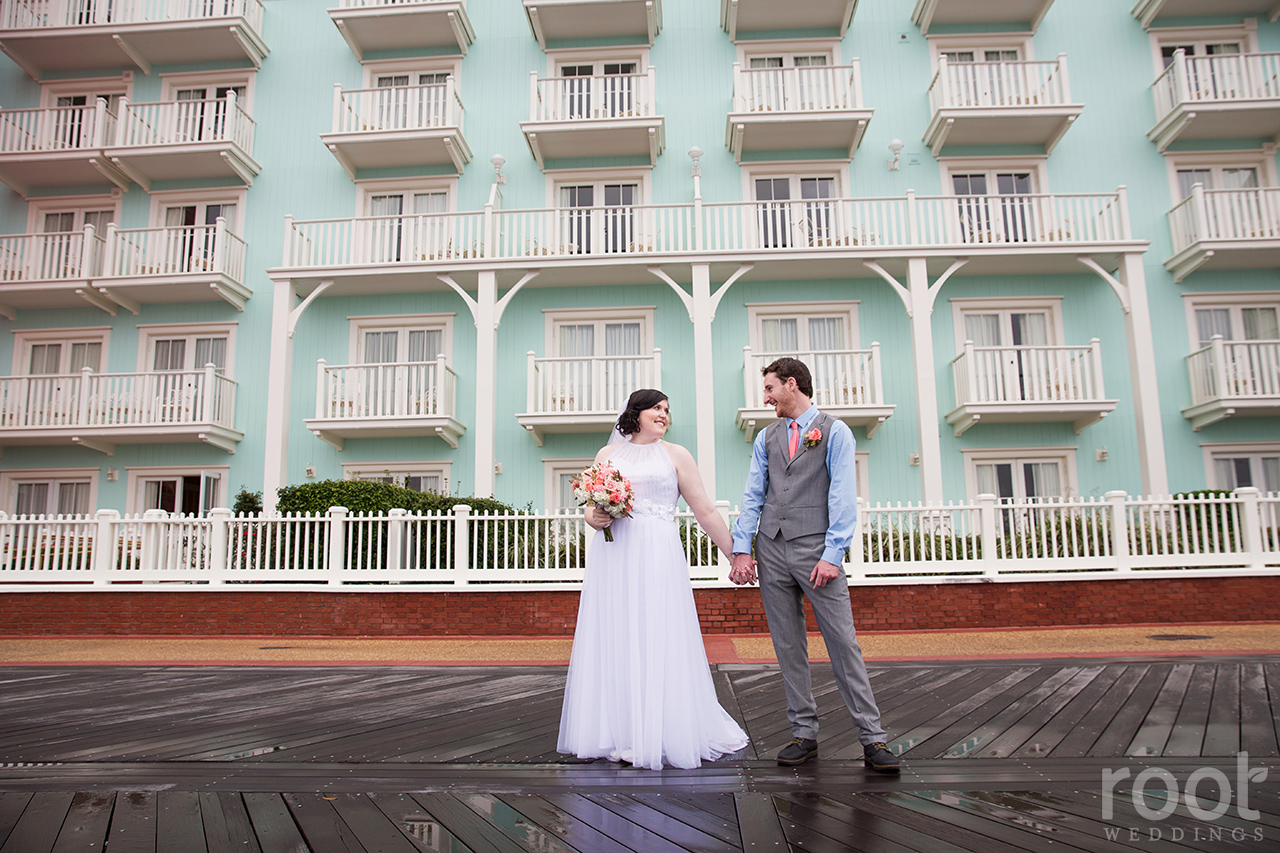 Disney Boardwalk Inn Wedding 08