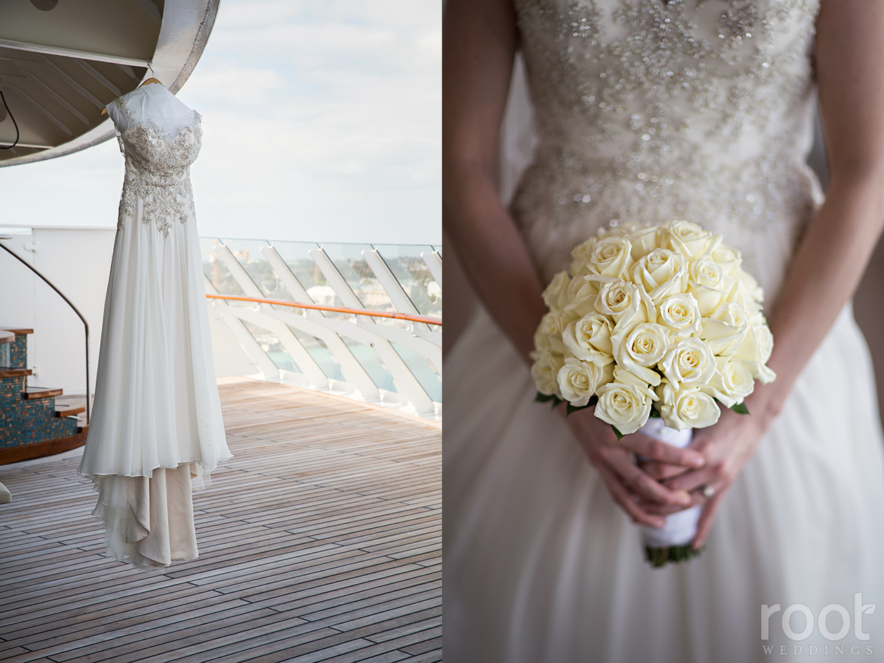 Disney Cruise Line Wedding Photographer  002