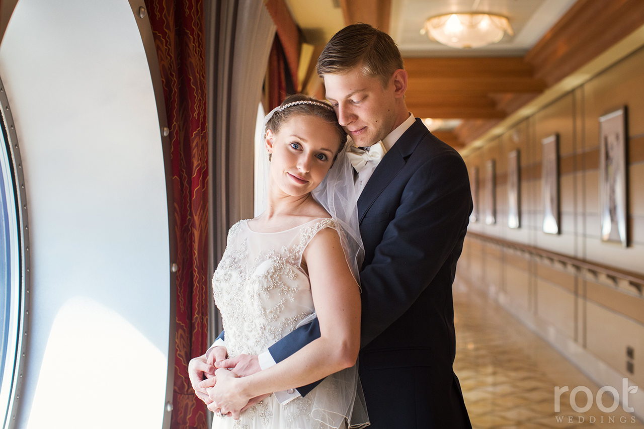 Deanna Michael Disney Cruise Line Wedding Preview
