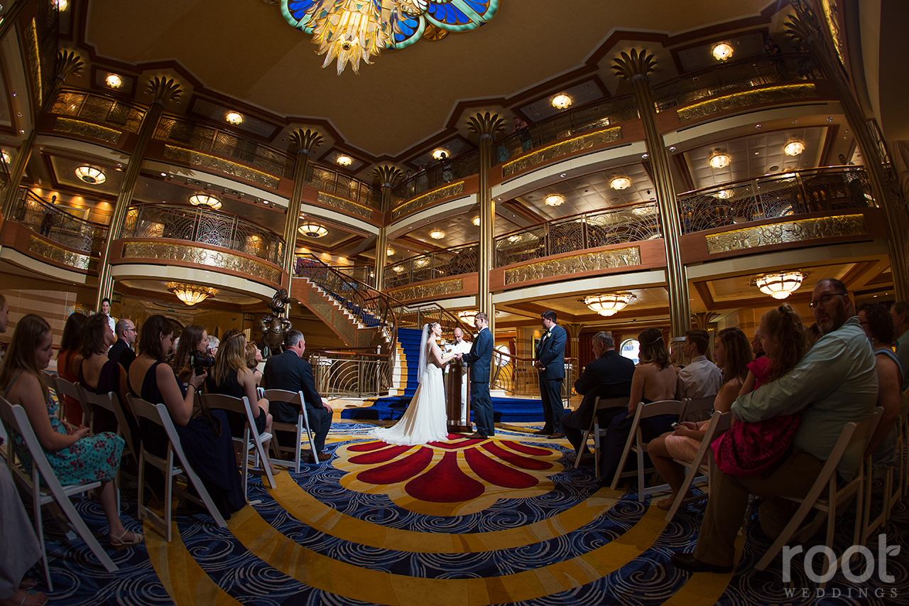 Disney Cruise Line Wedding Photographer  010