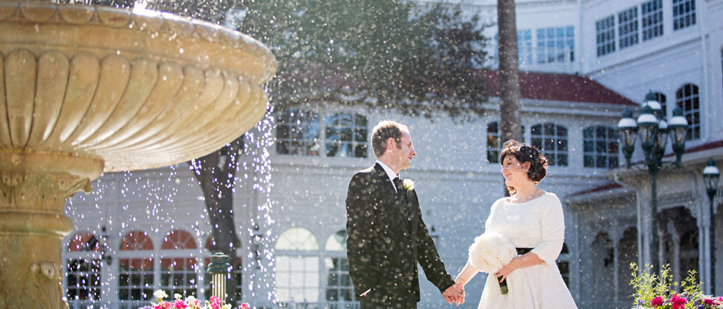 Sarah + Andrew : Grand Floridian Wedding in Orlando, Florida