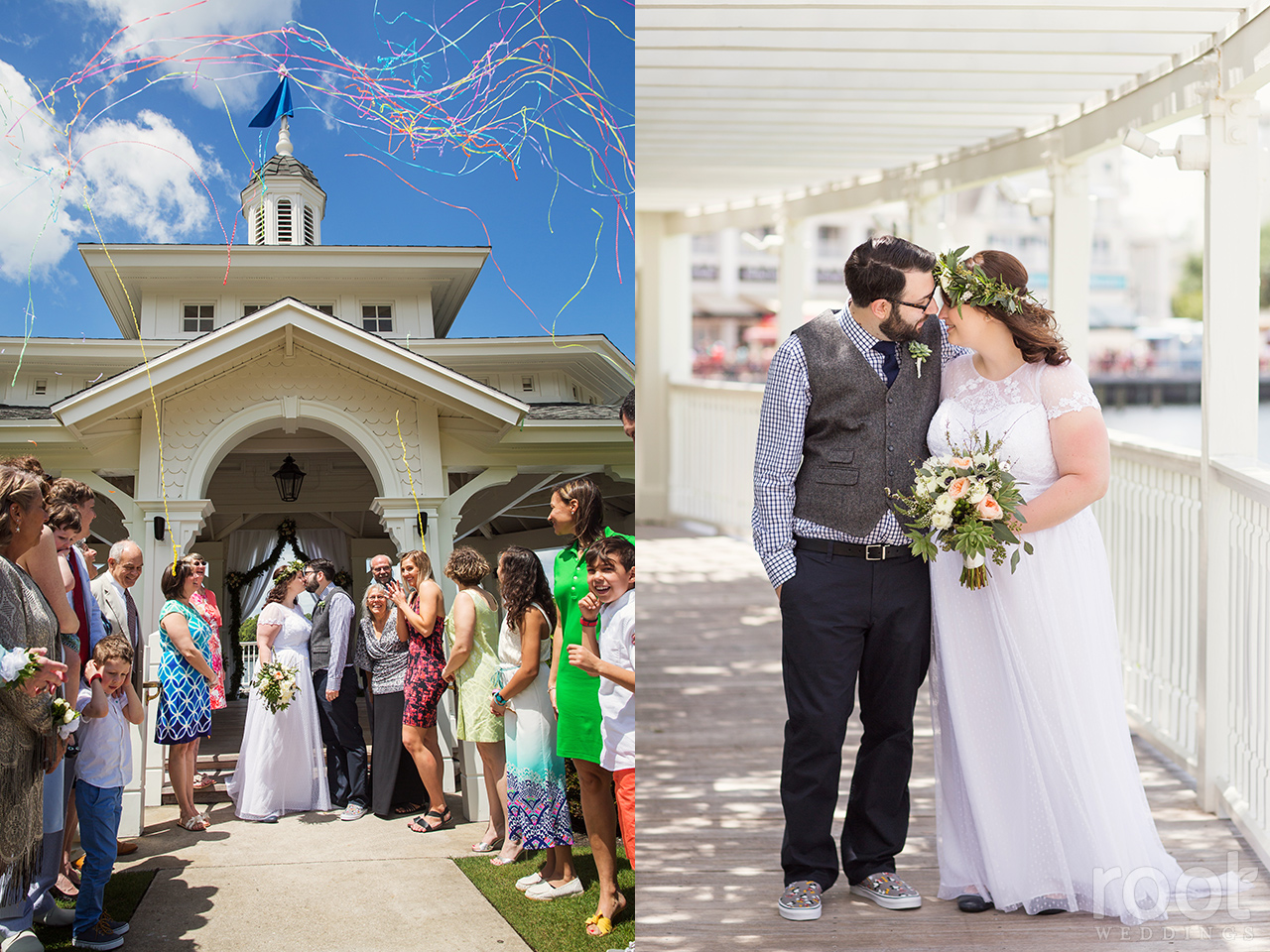 Disney Boardwalk Inn Wedding 19