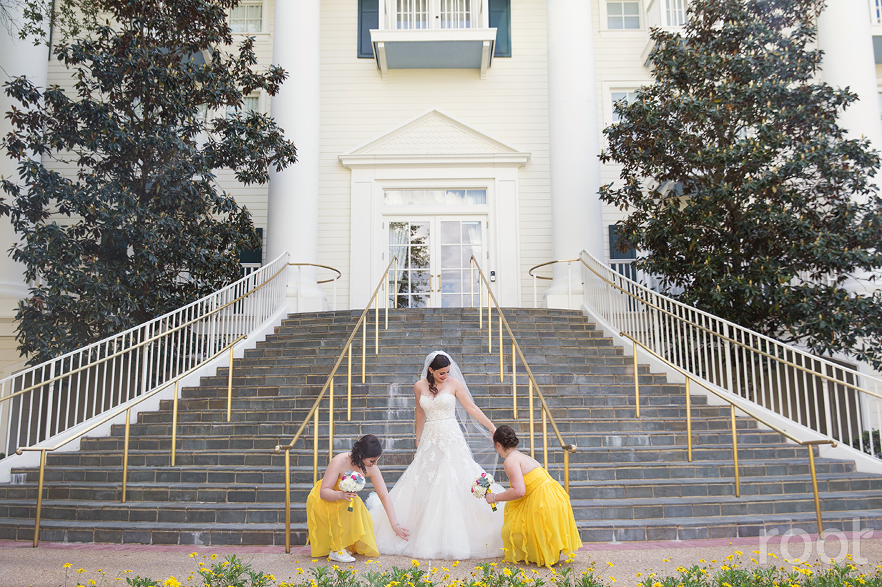 Disney Boardwalk Inn Wedding Napa Room Contemporary 15