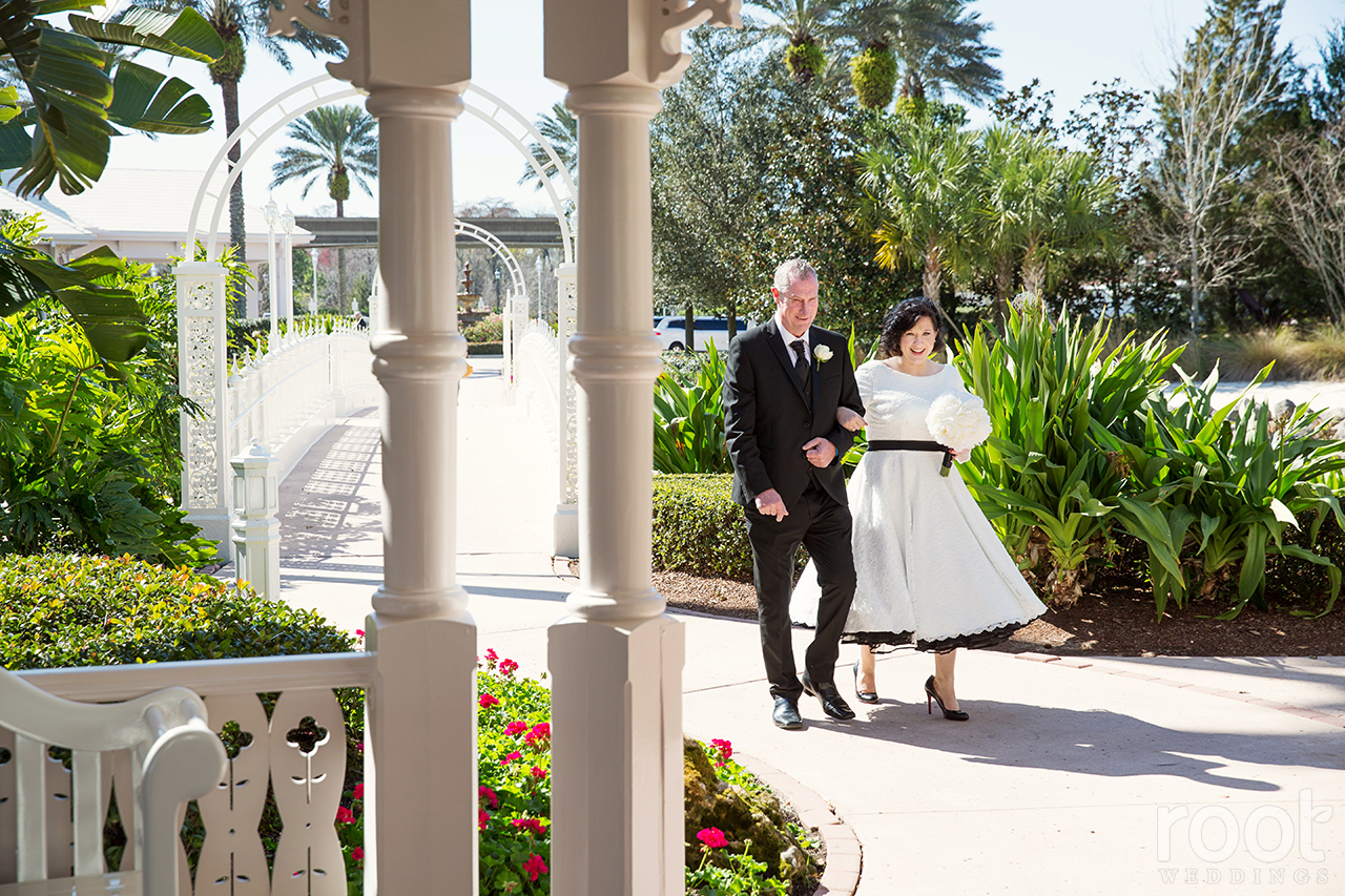 Disney Grand Floridian Resort Wedding 17