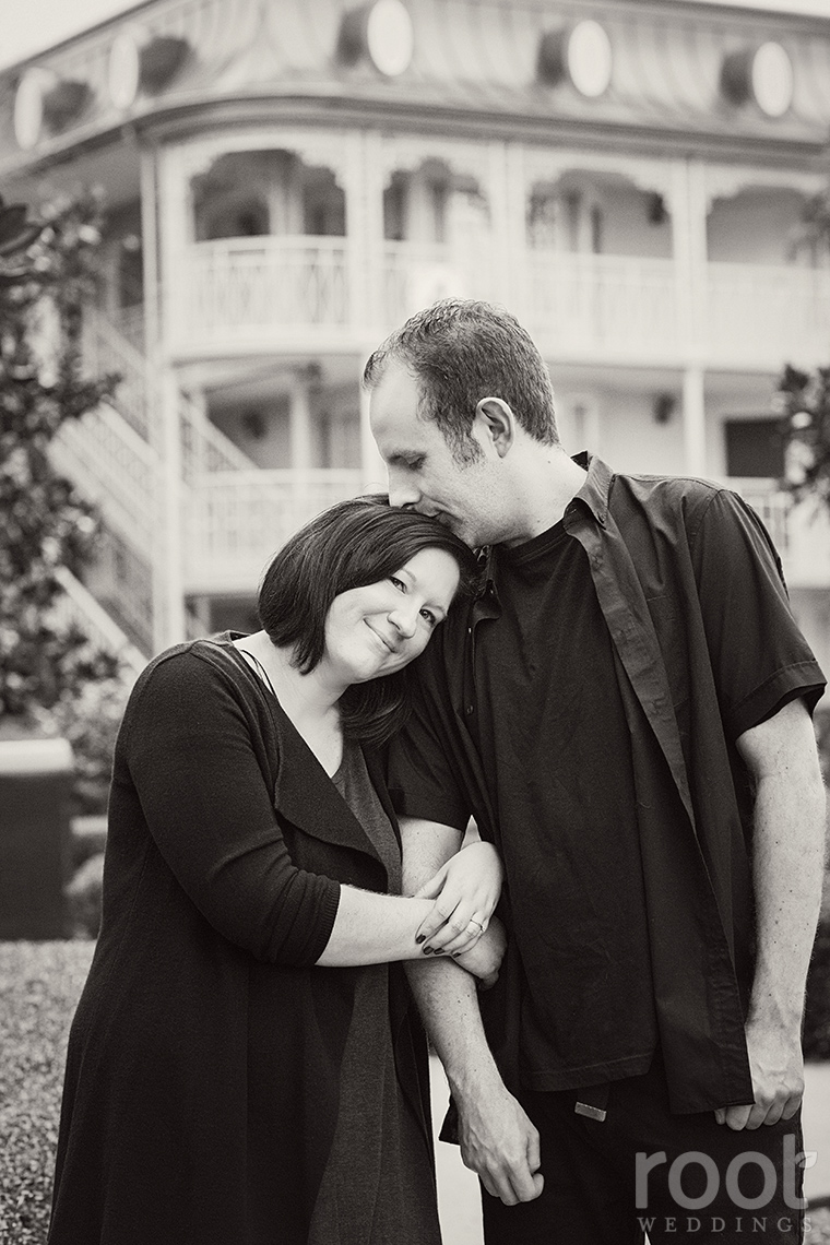 Port Orleans French Quarter Engagement Session 10