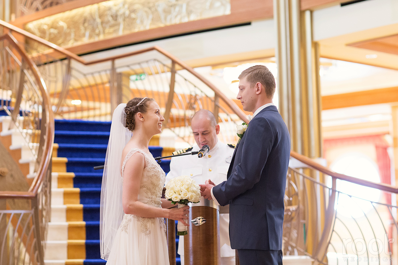 Disney Cruise Line Disney Dream Wedding Photographers 33