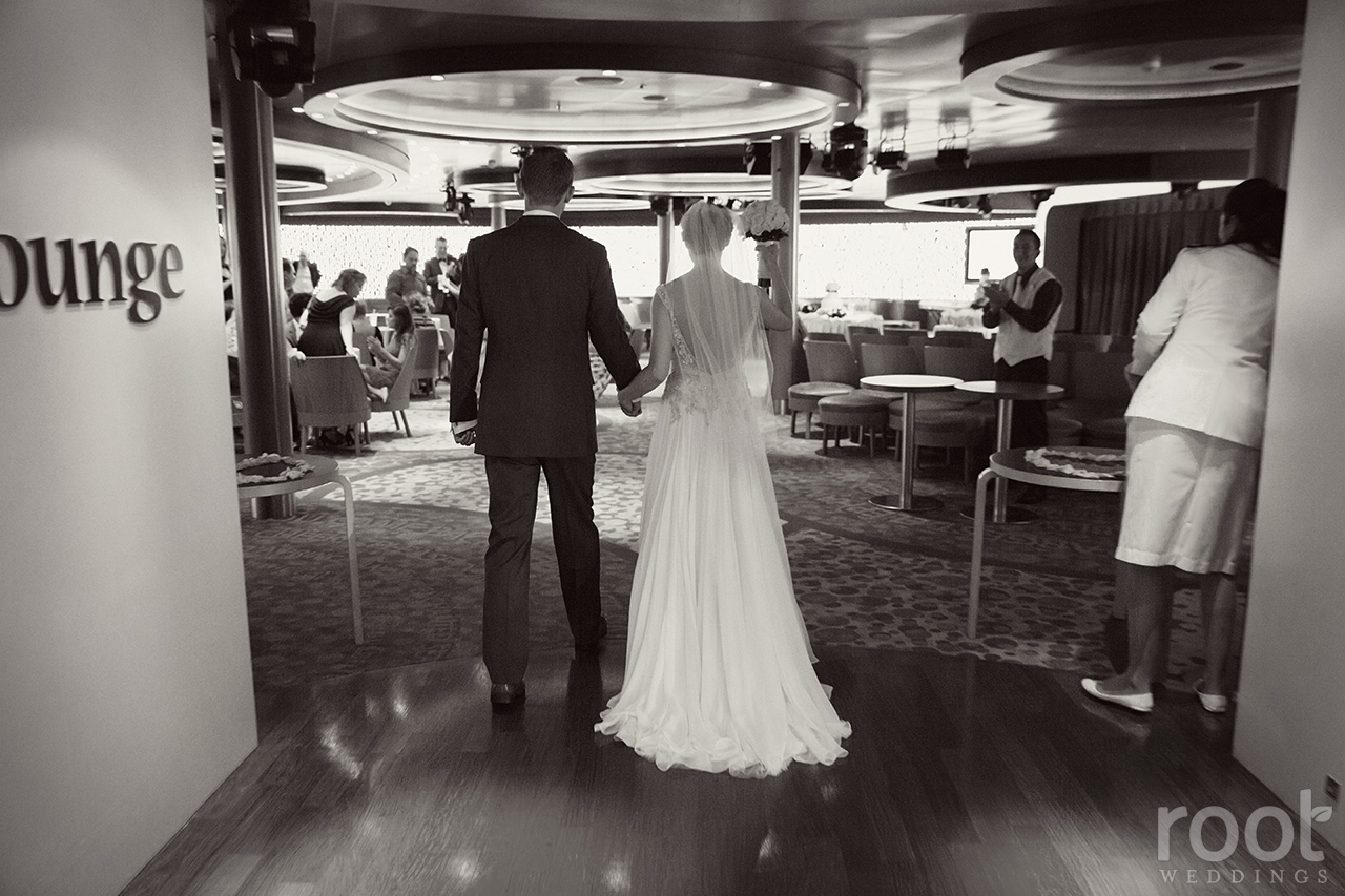 Disney Cruise Line Disney Dream Wedding Photographers 36