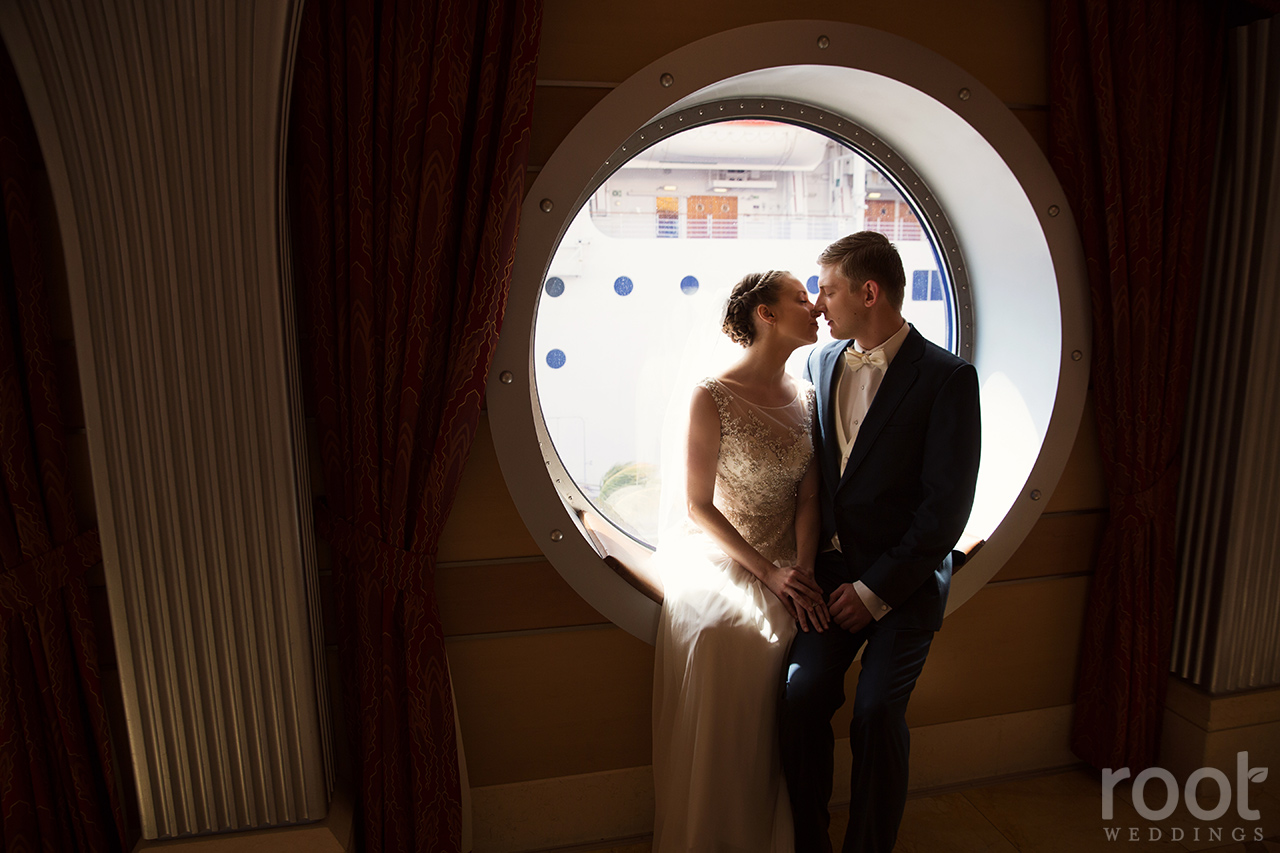 Disney Cruise Line Disney Dream Wedding Photographers 39