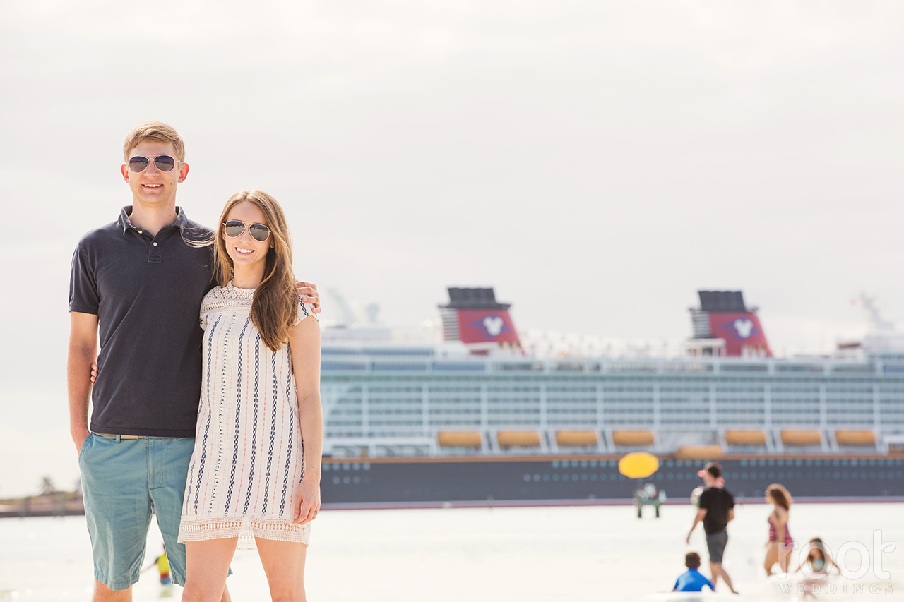 Disney Cruise Line Disney Dream Wedding Photographers 60