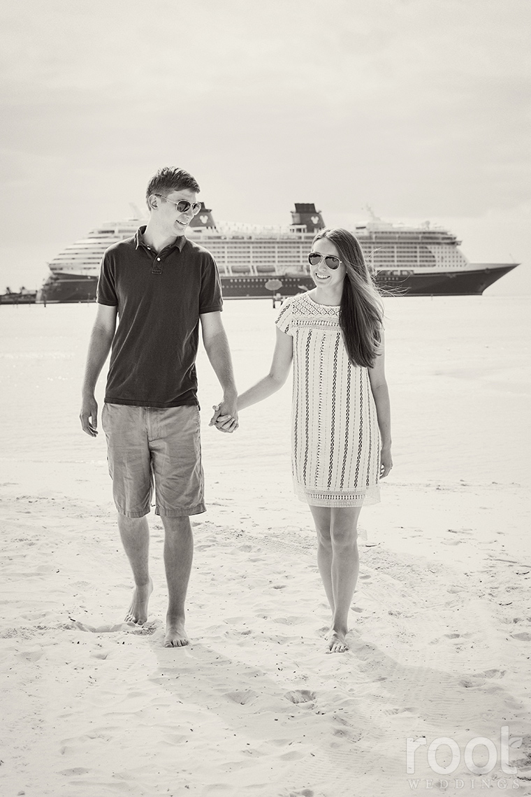 Disney Cruise Line Disney Dream Wedding Photographers 61