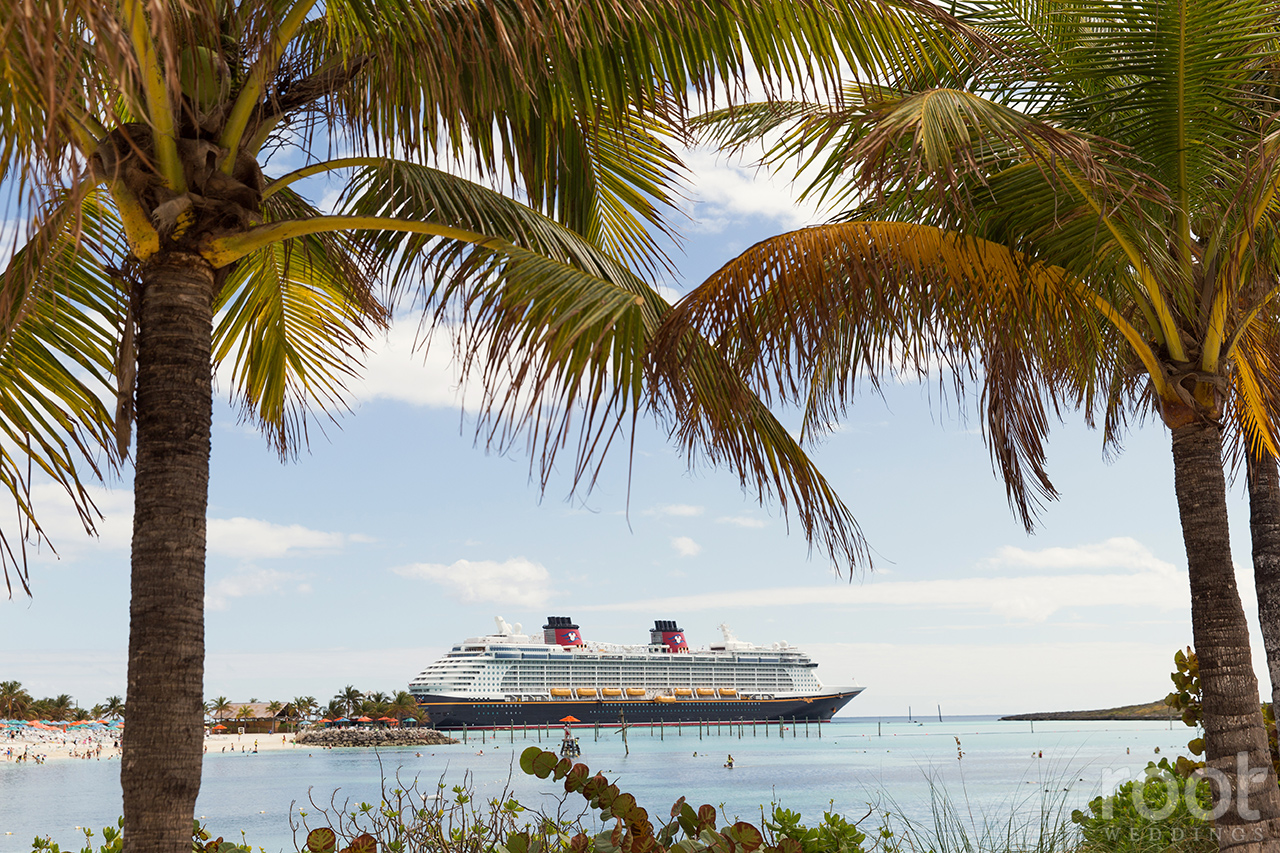 Disney Cruise Line Disney Dream Wedding Photographers 70
