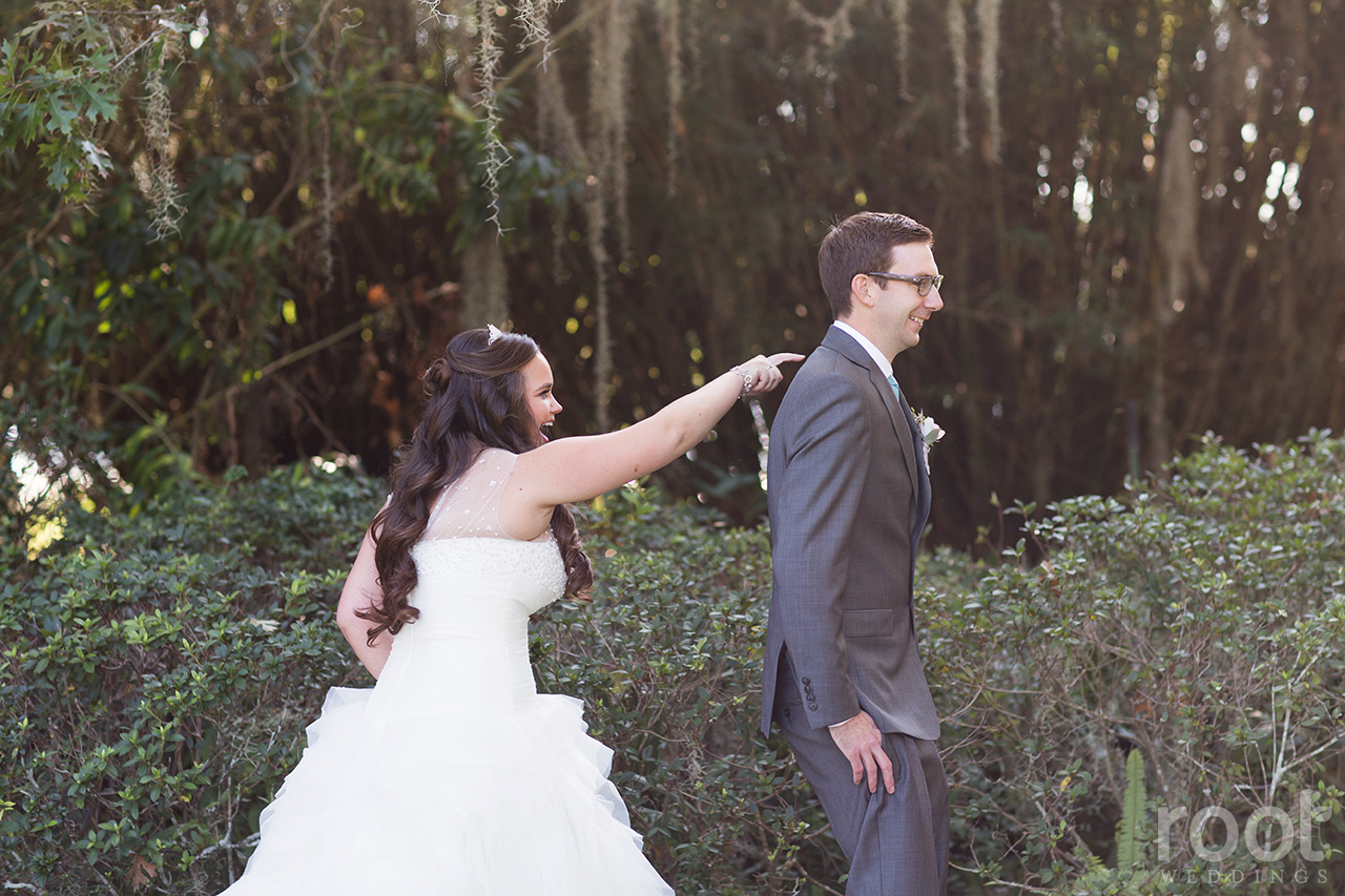Orlando Cypress Grove Estate House Wedding Photographer