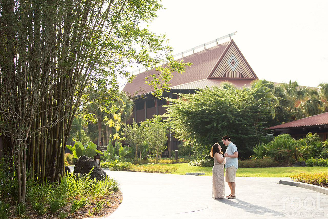 Orlando Wedding Photographer Disney Polynesian Resort 01