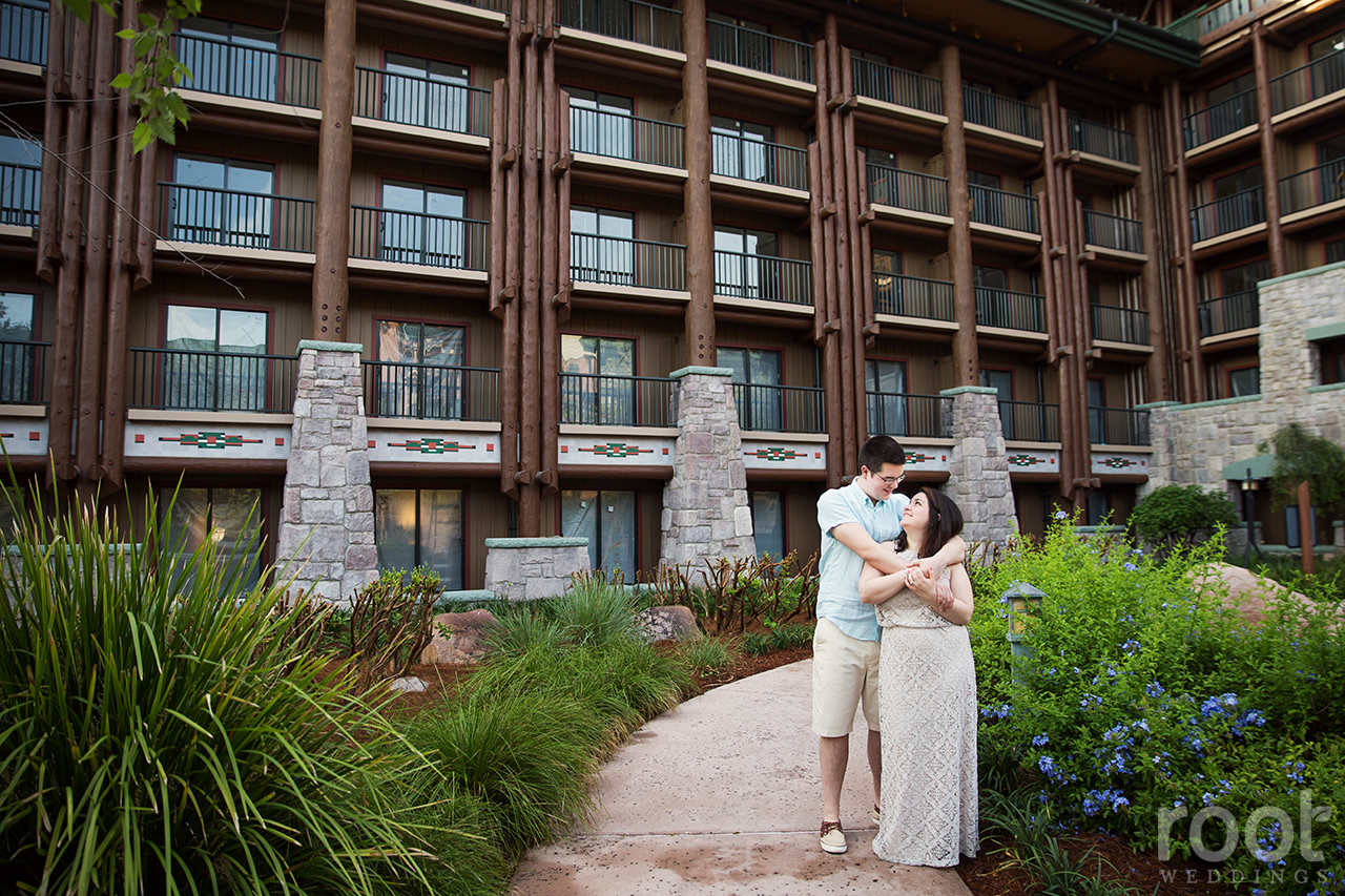 Orlando Wedding Photographer Disney Polynesian Resort 08
