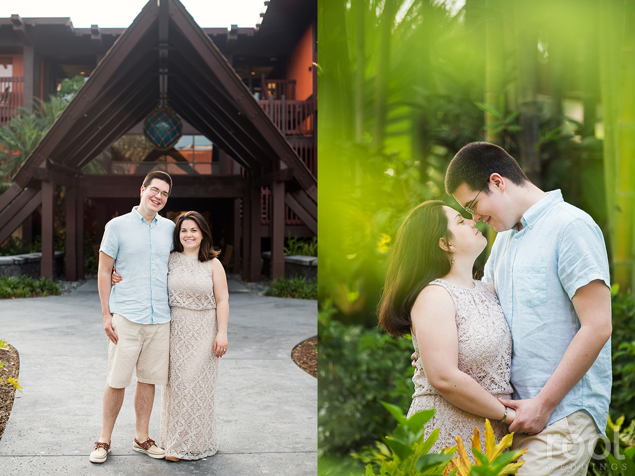Orlando Wedding Photographer Disney Polynesian Resort 14