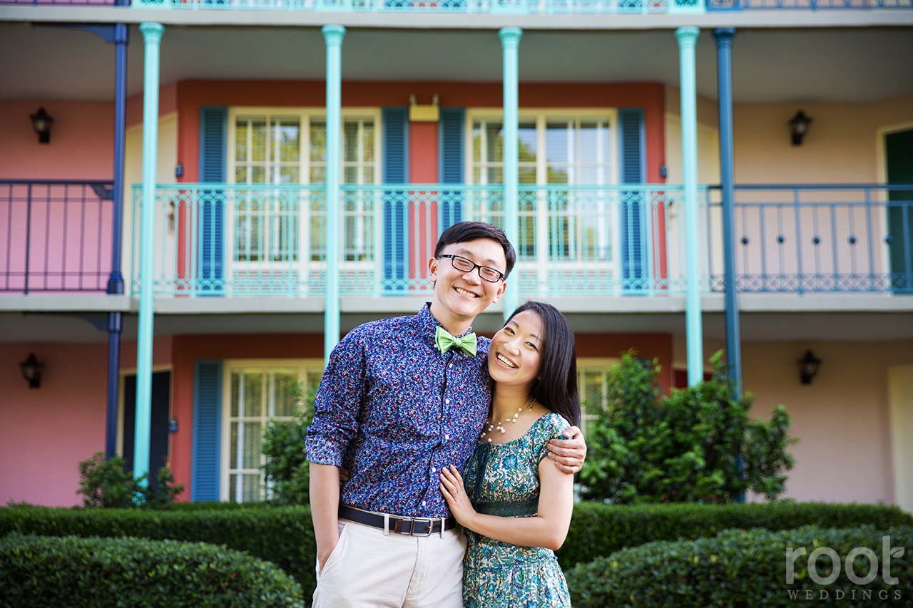 Walt Disney World Engagement Session Photographer 01