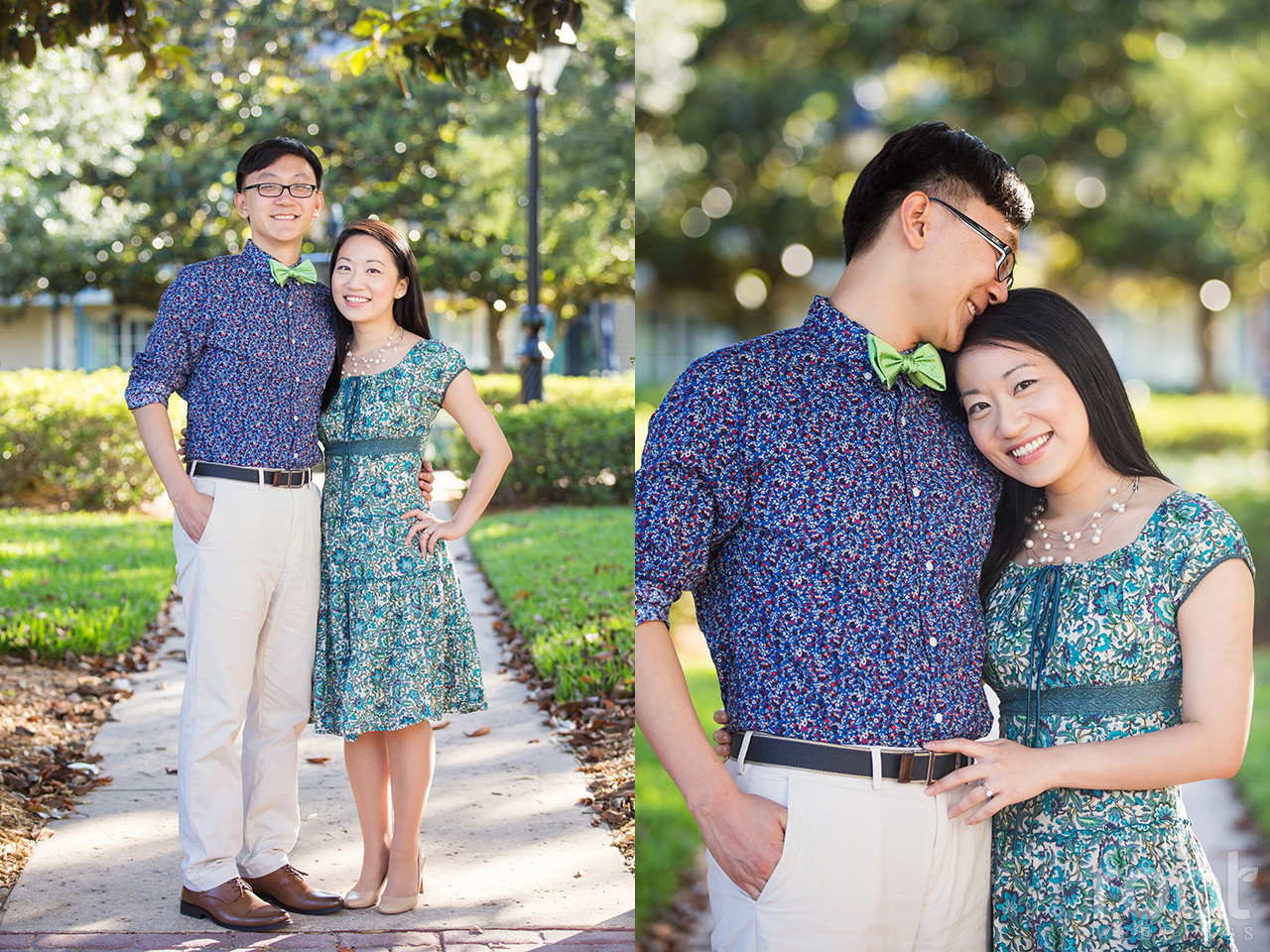 Walt Disney World Engagement Session Photographer 02