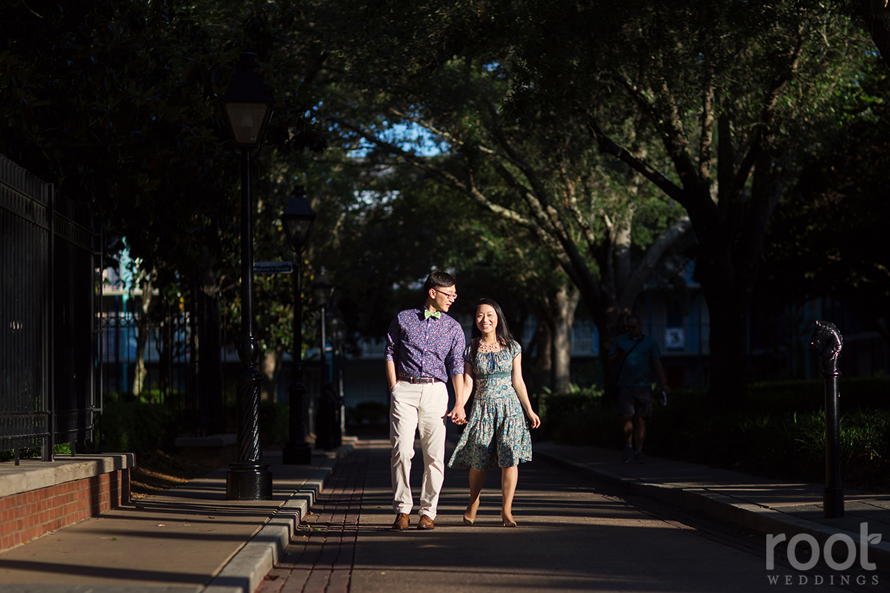 Walt Disney World Engagement Session Photographer 13