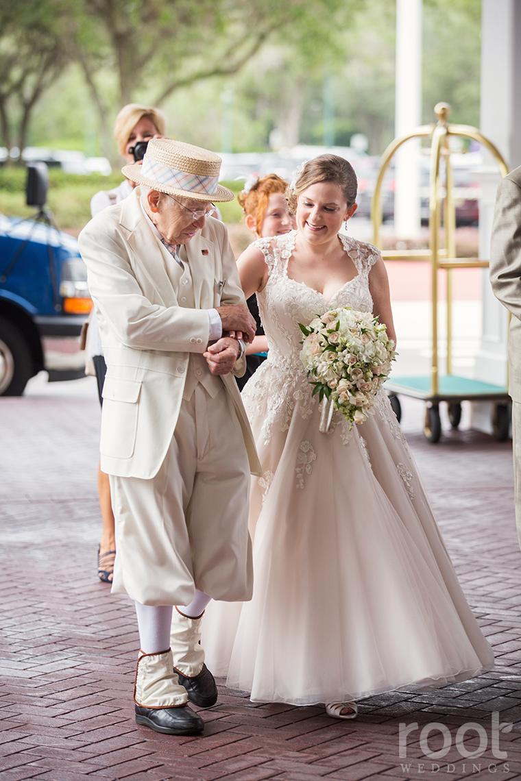 Walt Disney World Grand Floridian Wedding 04