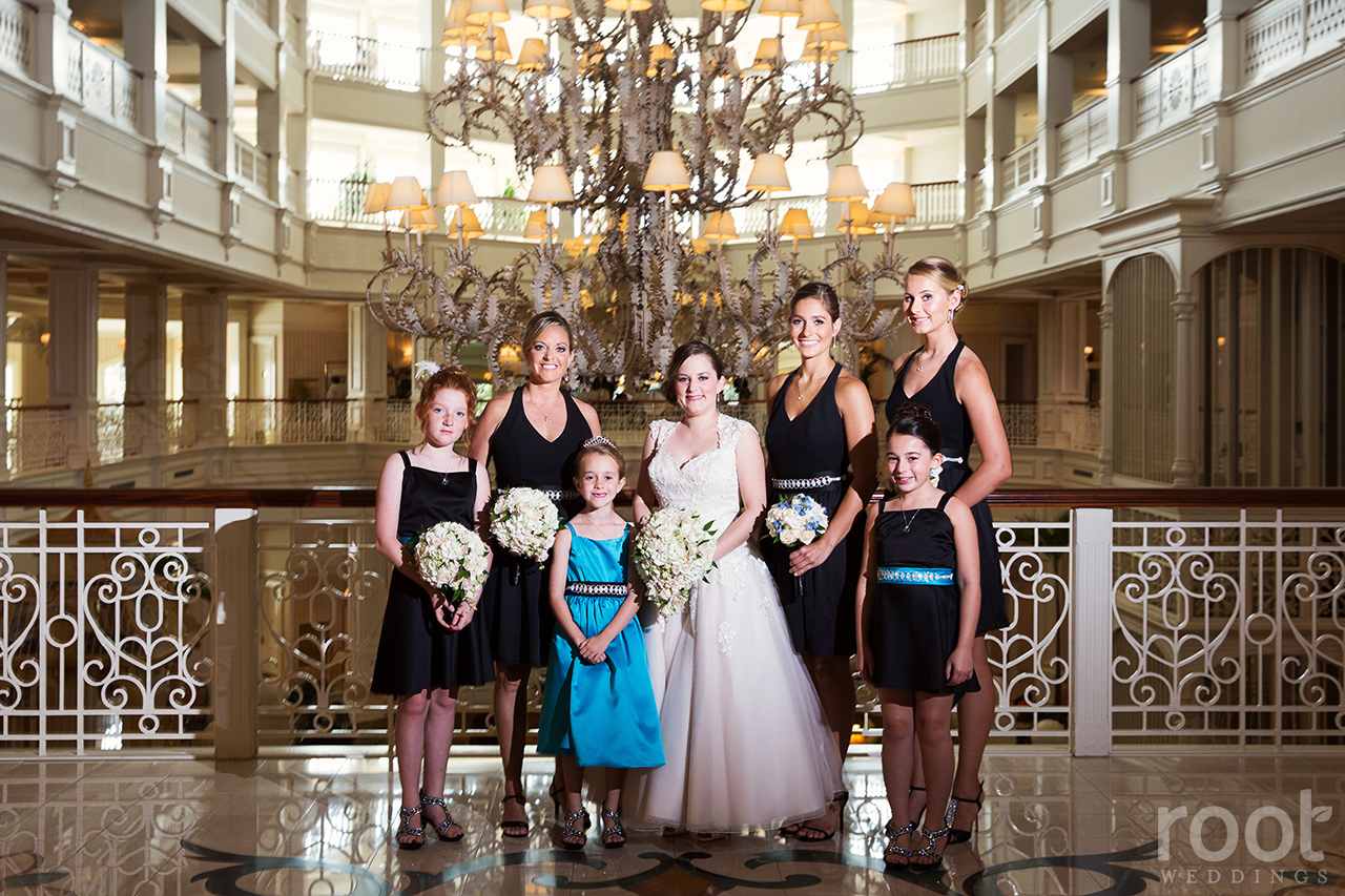 Walt Disney World Grand Floridian Wedding 06