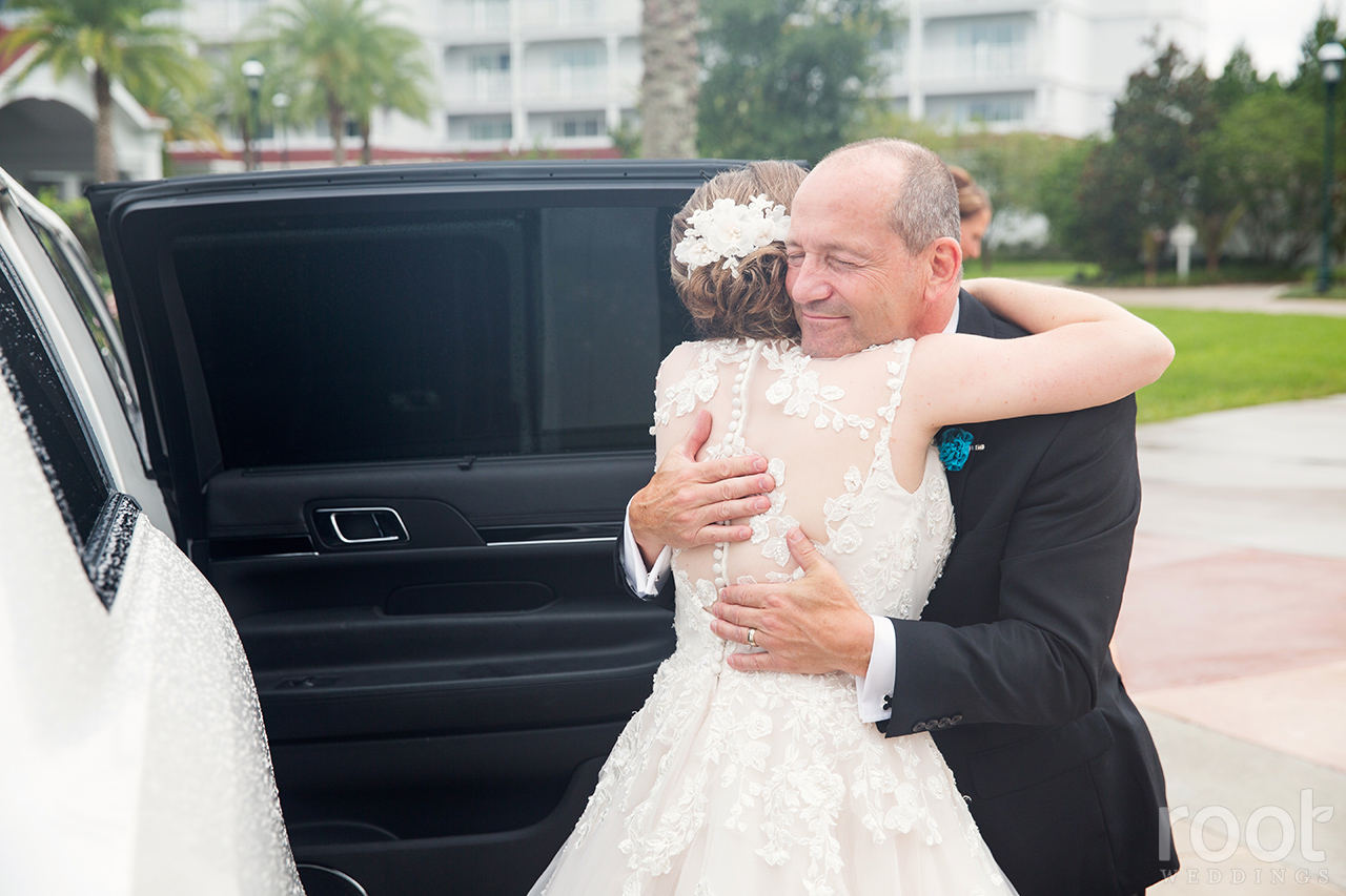 Walt Disney World Grand Floridian Wedding 10